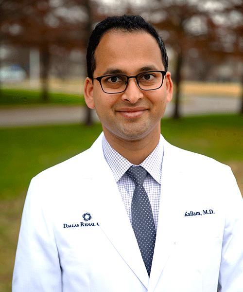 Ajay Kallam, MD