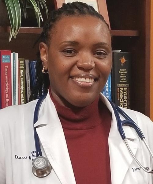 Janet Muraga, NP