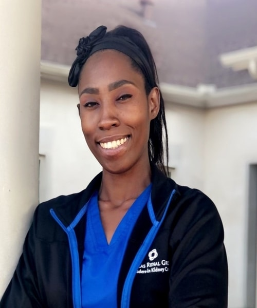 Ta'Shiauna - DRG's Kidney Care Staff